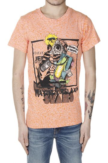 T-Shirt Stampa SCRIBBLE