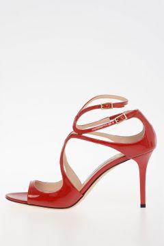 9cm Leather IVETTE Sandals