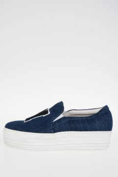 Denim NY Slip-on Sneakers