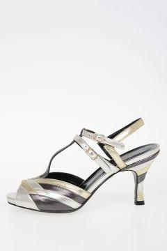 Sandali in Pelle LEAD 9 cm