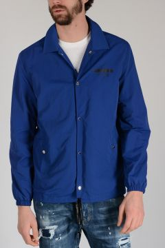 Nylon Printed Jacket