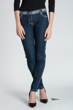 Stretch Denim Jeans 14 CM