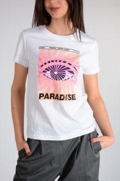Paradise Printed T-shirt