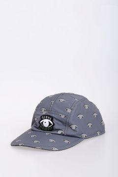 Printed Eye Cotton Hat