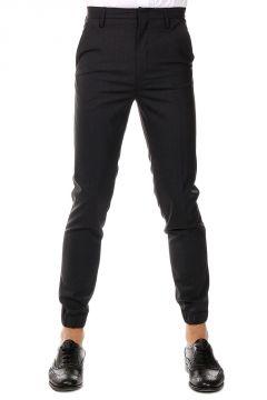 Pantaloni in Lana Stretch