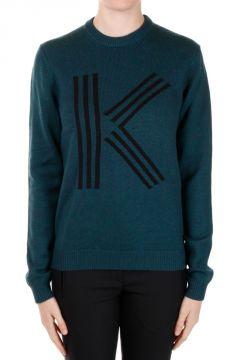 Cotton Wool Round Neck Sweater