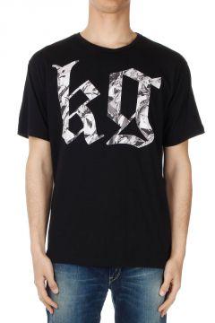 T-Shirt con Stampa KG STAGNOLA
