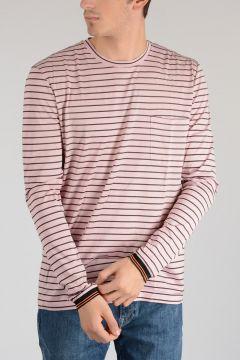 Striped T-shirt Long sleeves