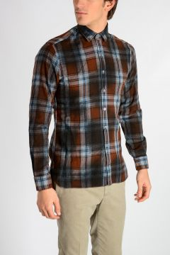 Virgin Wool Shirt