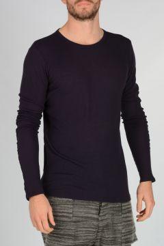 T-shirt in Lana Vergine
