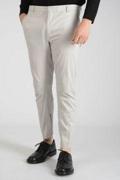 Cotton Silk BIKER Pants