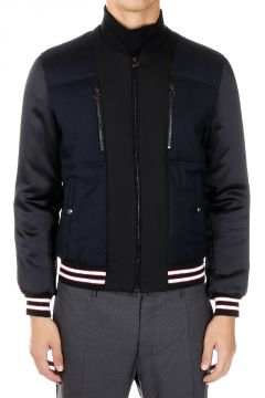 FLUID TWILL padded Bomber