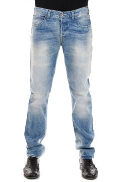 Jeans DAREN in Denim Regular Slim 20 Cm