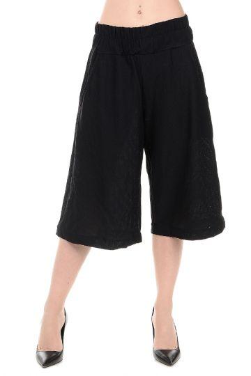 Pantaloni Bermuda in Nylon Stretch