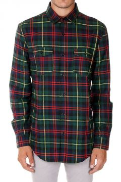 Checked Printed PHARRELL Cotton Shirt