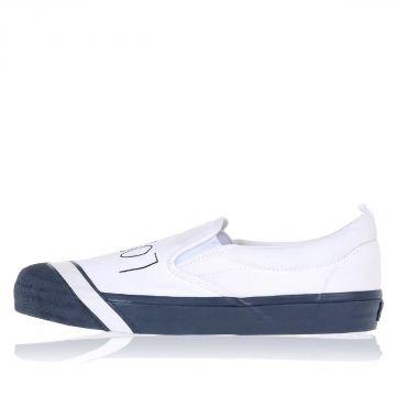 SCHOOLER TETSUKON Slip on Loser Sneakers