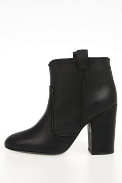 Leather PETE ankle Boots