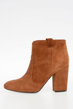 Suede Leather PETE Boots 9.5 cm