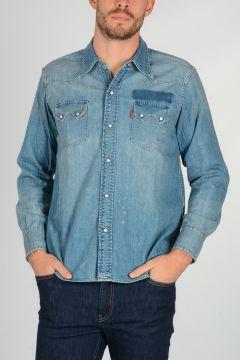 Camicia SAWTOOTH in Denim