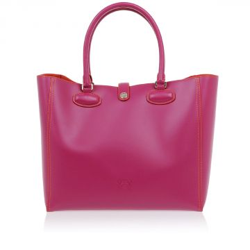 FUSTA Calf Leather Tote Bag