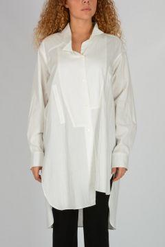 Camicia Oversize in Cotone