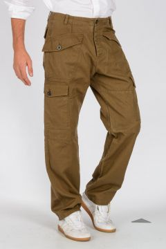 Cotton & Linen Cargo Pants