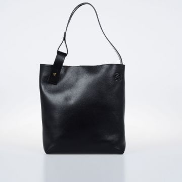 ASYMMETRIC Leather Tote Bag