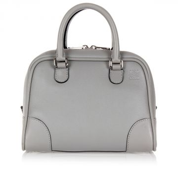 Leather AMAZONA Mini Bowling Bag