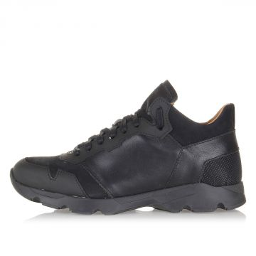 Leather and Stoff RYFF Sneakers