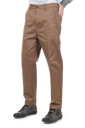 Pantalone TIDY TWILL in Cotone Stretch