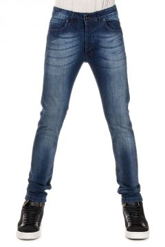 Jeans in Cotone Stretch 15 cm