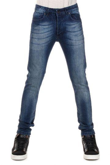 Jeans in Cotone Stretch 15 cm