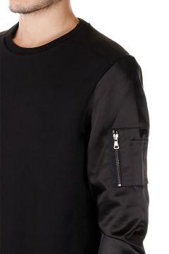 Round Neck cotton Sweatshirt FULCRUM