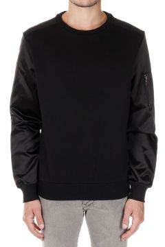 Round Neck cotton Sweatshirt FULCRUM