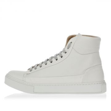 Sneakers MORRIS Alte in Pelle