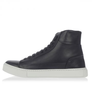 Leather MORRIS High top Sneakers