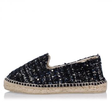 Espadrilles PARIS in Woven Fabric
