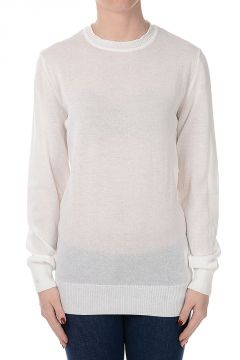 Cotton Blend Sweater