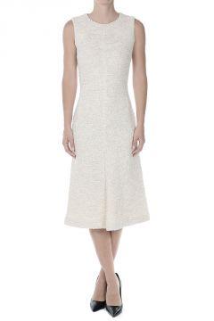 Cotton Stretch Glitter Dress