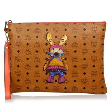 RABBIT Hand Pochette Bag