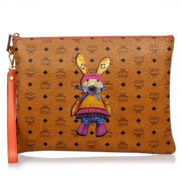 RABBIT Hand Pochette Bag