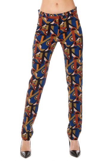 Geo Design Trousers