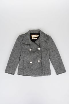 Jewel Buttons KABY Coat