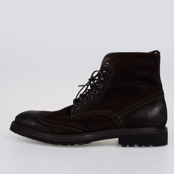 Stivali JERRY PEPE in Pelle Brogue