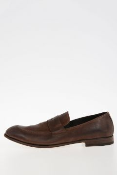 Leather OXIDE Loafer