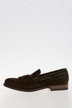 Leather JERRY OLIVA Loafers