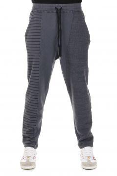Pantaloni Jogging in Cotone