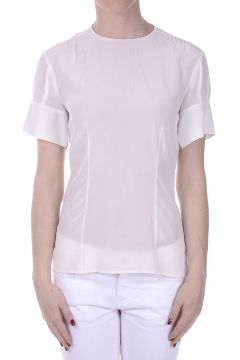Silk short Sleeves Top