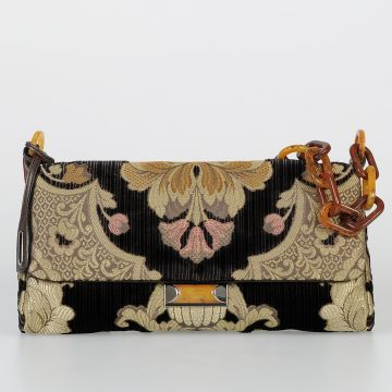 Brocade Shoulder Bag