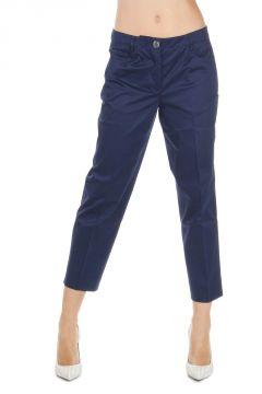 Pantalone Capri a Gamba Larga